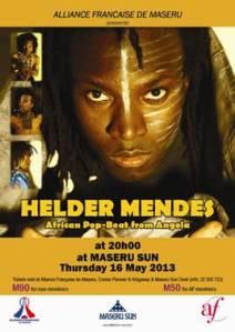 Helder Mendes Poster